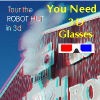 Tour the Robot Hut in 3D
