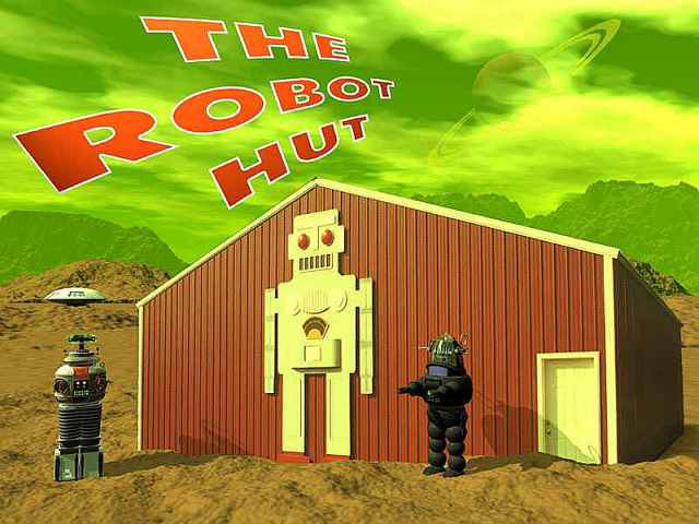 The Robot Hut Museum